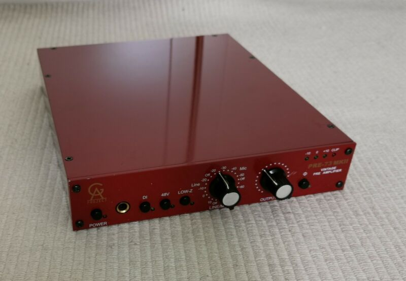 Golden Age Project PRE73MK2 Microphone Preamp