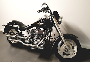 2004 Harley Davidson Fatboy Nowra Nowra-Bomaderry Preview