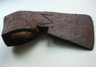 Viking Irish mele axe. With Runic inscription Circa: 9th – 10th Century AD.