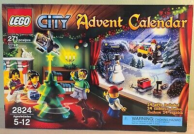 LEGO City Advent Calendar 2010 (2824) NIB