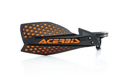Acerbis X-Ultimate MX Handguards Black Orange KTM SXF 250 350 450 2019 2020