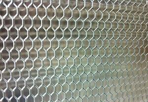 Lamiera alluminio forata stirata x stufe radiatori cm for Finestra 50x100