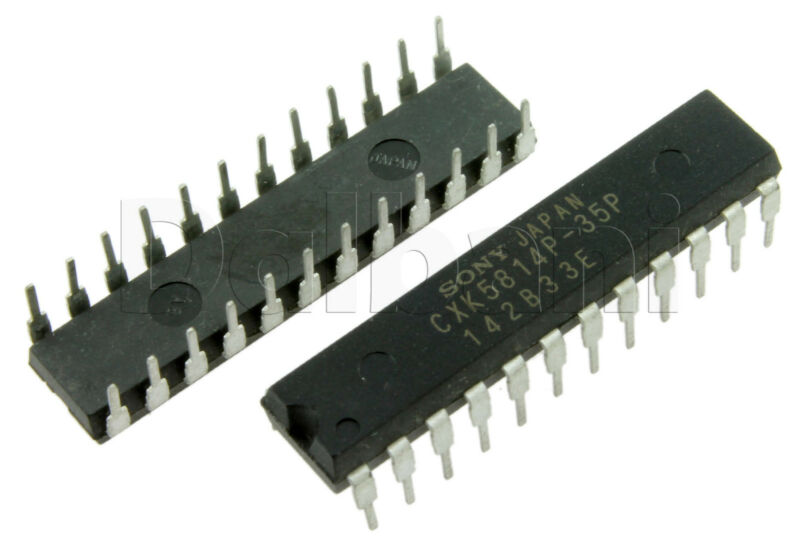CXK5814P-35P Original Pulled Sony Integrated Circuit