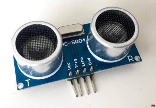 Hc sr04 ultraschall sensor modul entfernungsmesser