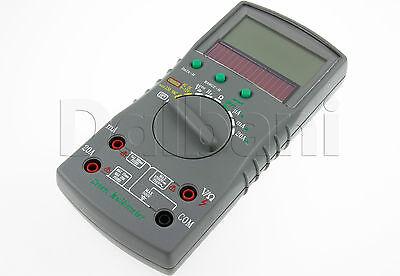 Digital Solar Multimeter Test Equipment