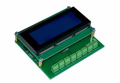 8 Channel Temperature Data Logger V2 -55...125 C Bluetooth Ds18b20 Wireless