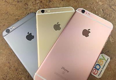 Factory Unlocked iPhone 6S Plus Gold Silver Space Gray ATT Verizon 16/64GB/128GB