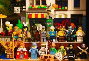 New Complete Set of 16 - Lego 71011 Series 15 Turner North Canberra Preview