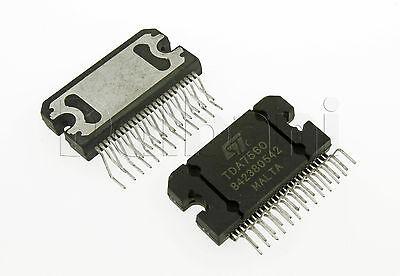 Tda7560 Original Pulled St Integrated Circuit Nte 7202 Ecg 7202 Car Amplifier