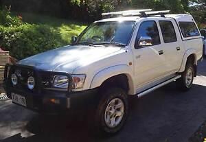 2004 Toyota Hilux SR5 4x4 Belair Mitcham Area Preview