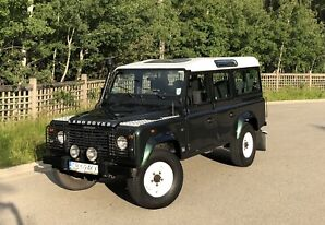 1998 Land Rover Defender 110 - excellent condition