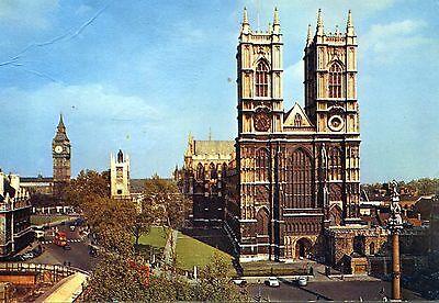 Alte Postkarte - London - Westminster Abbey