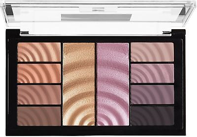 Maybelline Total Temptation Eyeshadow + Highlight Palette, 0