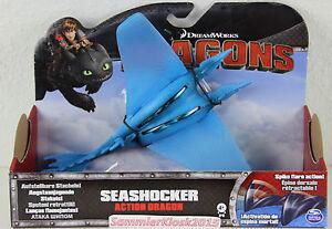 Seashocker - Drachenzähmen leicht gemacht - Dragons - Drachenreiter von Berk