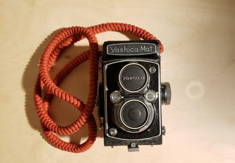 Yashica Mat 120 Medium Format Film Camera Used
