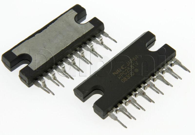 UPC2581V Original New Nec Integrated Circuit