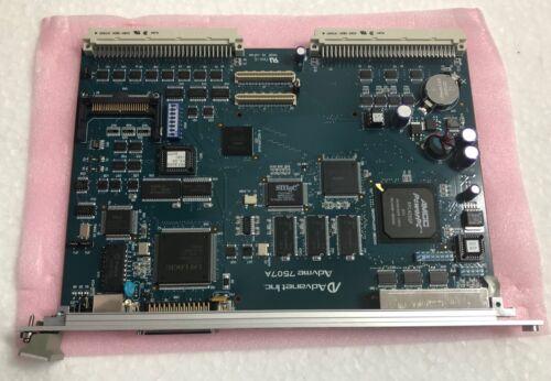 Advanet Advme 7507A VME CPU Board