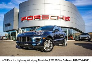 2018 Porsche Macan Certified Pre-Owned Warranty With Unlimited K