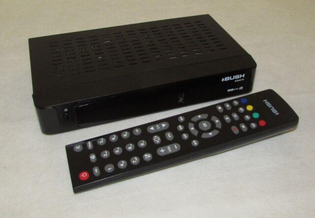 Bush DTR with Smart 500GB DIGITAL TV RECORDER HDMI B500DTR IP1744