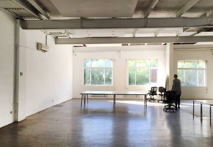 CREATIVE SPACE DESKS ONLY $100 pw Alexandria Inner Sydney Preview
