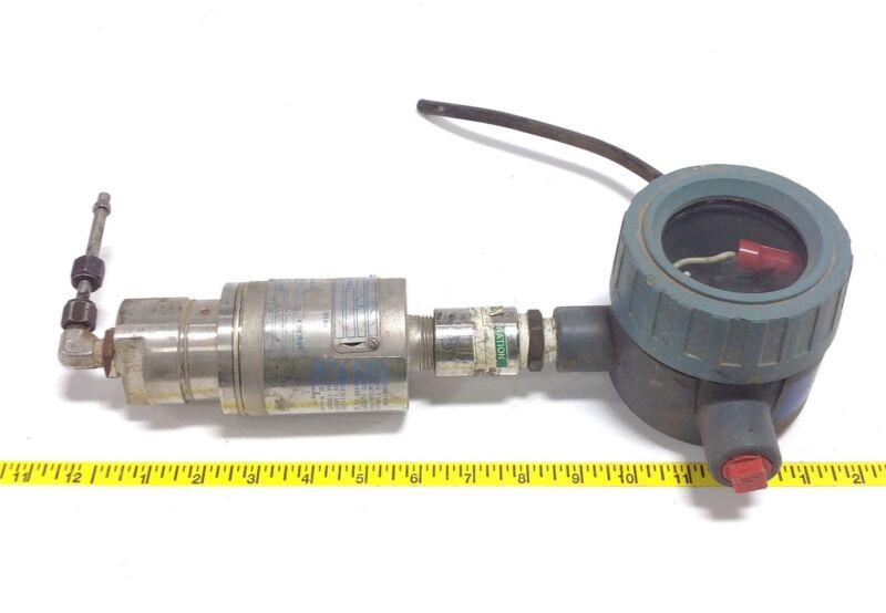 GOULD PRESSURE TRANSMITTER PG3000-200-12-12-XX-52 104938