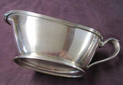 Oneida Gravy Boat or Pitcher Silverplate Classic Look No Monogram