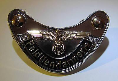 PIN Wehrmacht FELDGENDARMERIE - KETTENHUNDE ***P-350*** NEU! NEU!