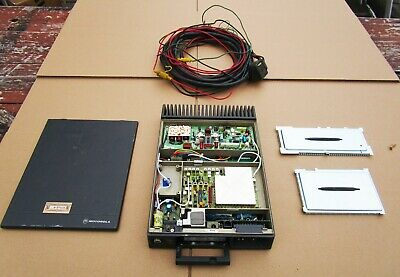 Motorola Maratrac T81xta7da2bk Mobile Transceiver Radio