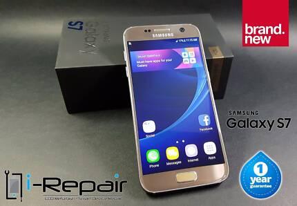 Samsung Galaxy S7 32GB BRAND NEW (Unlocked) Gold Platinum