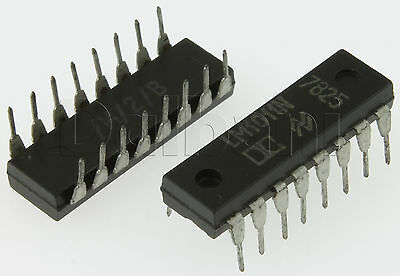 Lm1011n Original Pulled National Integrated Circuit Replaces Nte2003