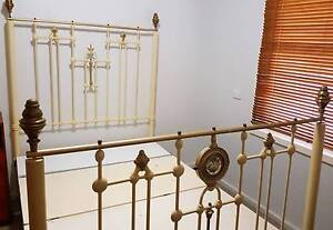 Double brass bed Port Pirie Port Pirie City Preview