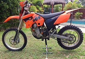 KTM525 EXC 2004 Cashmere Pine Rivers Area Preview