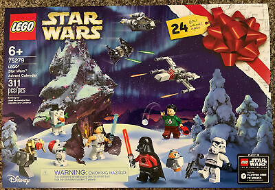 LEGO 75279 STAR WARS ADVENT CALENDAR 2020 CHRISTMAS SEALED NEW