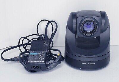Sony Evi-d70p Pan Tilt Ptz Remote Video Camera Optical Zoom 18x Evi-d70 Used