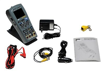 Ideal 33-891 Securitest Cctv And Cable Tester 7 Essential Cctv Tools In 1