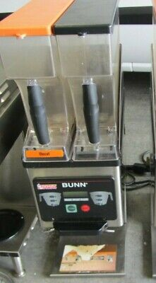 Bunn Commercial Coffee Grinder Mhg 120v Sst 35600 0041 - Pre-owned Working