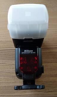 Nikon SB900 Camera Flash