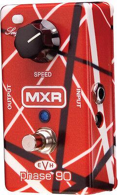 Used MXR EVH90 Phase 90 Eddie Van Halen Red Phaser Guitar Effects Pedal!! Dunlop