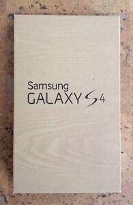 Samsung S4 (Excellent Condition)