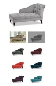 Canadian Custom Made Chaise- Order Now for Xmas