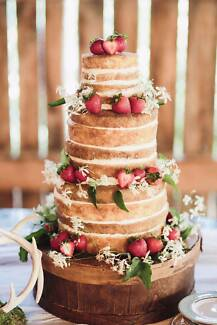 Simple wedding cakes Torrensville West Torrens Area Preview
