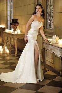 Stella York wedding gown. #5727
