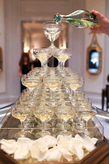Wanted: Champagne Towers for hire