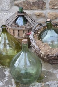 Wanted: Glass Demijohns and Carboys