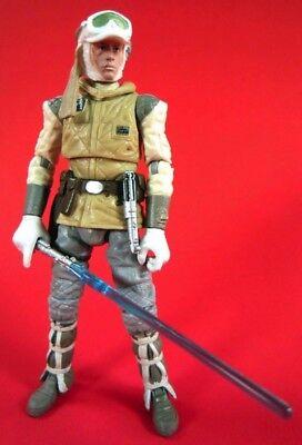 Star Wars   Black Series 3 75   Luke Skywalker Hoth   Loose   Mint