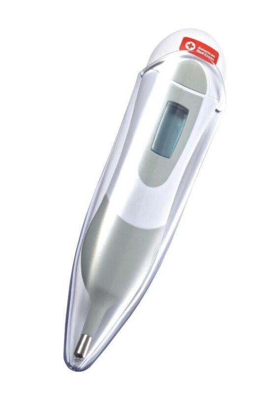American Red Cross Digital Thermometer Handheld New