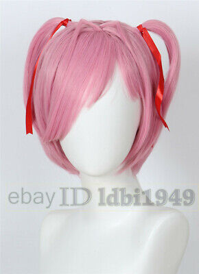 Natsuki Wig Halloween Cosplay Costume Wig With red - Red Wig Halloween
