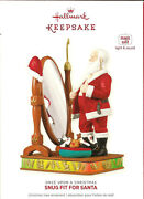 Hallmark St Nick Ornament