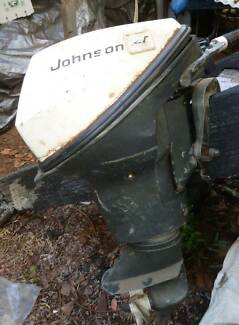 johnson  outboard 2 stroke,