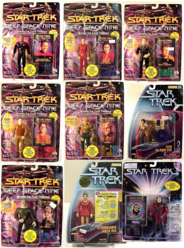 """Star Trek: Deep Space 9 Playmates 4.5"""" Action Figure Collection—> Your Choice 37"""